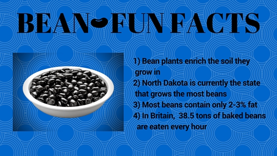 Bean Quick Fact Card