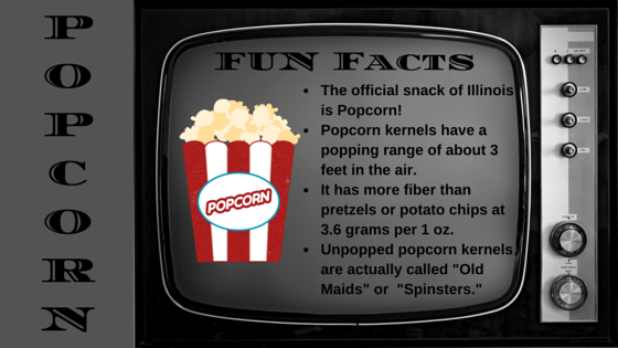 Fiber Focus Friday: Popcorn is Good For Me!?
