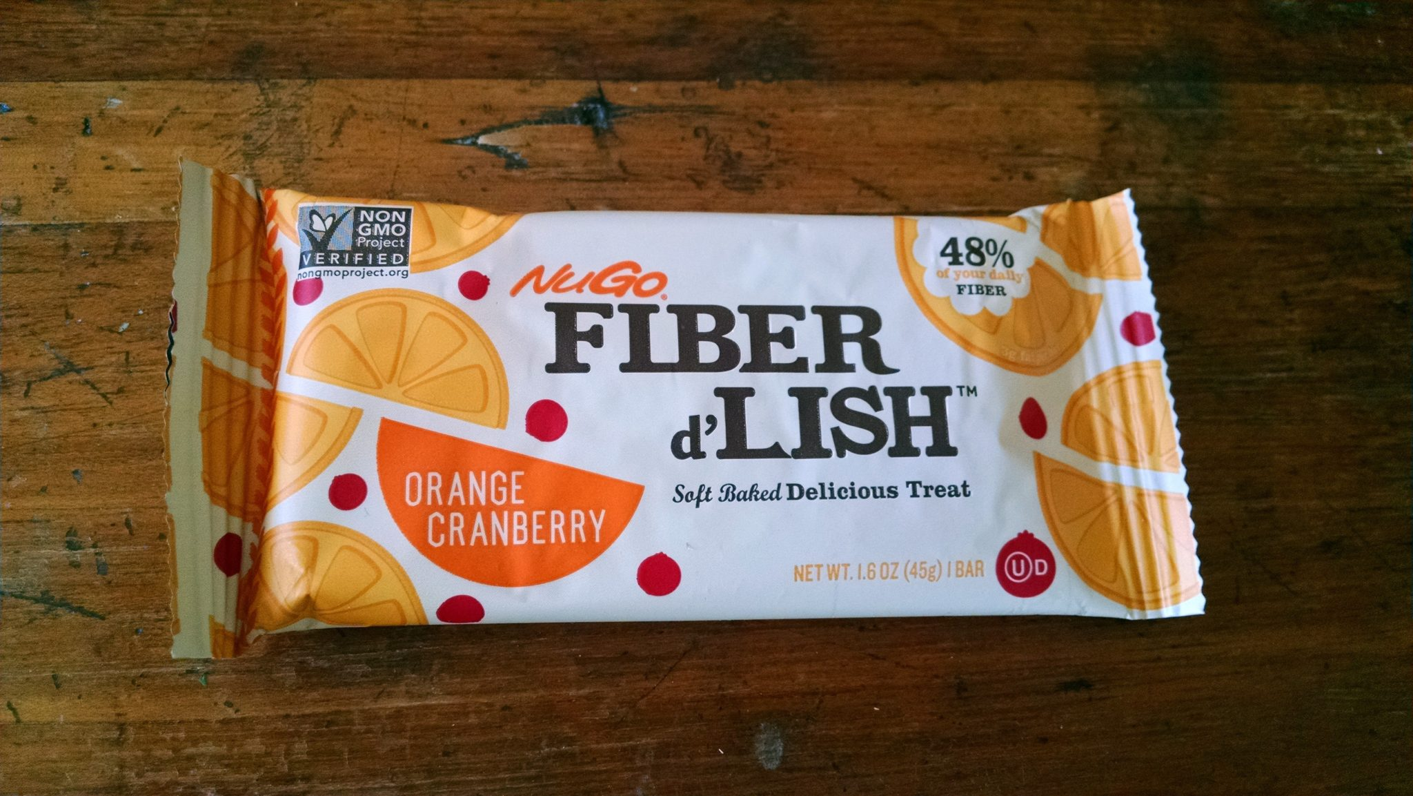 An In-Depth Review of Nugo Fiber D'Lish Fiber Bars