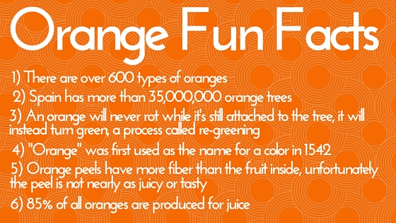 Fiber Focus Friday: The Un-Rhymable Orange