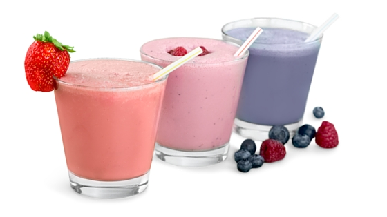high fiber fruits for smoothies